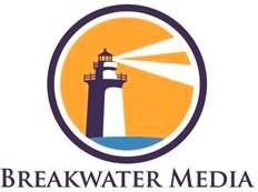 Breakwater Media Sales Proposal Writing Logo